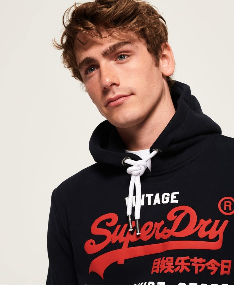 superdry Superdry Sweat shirt shop duo hoody, m20004ns 7442