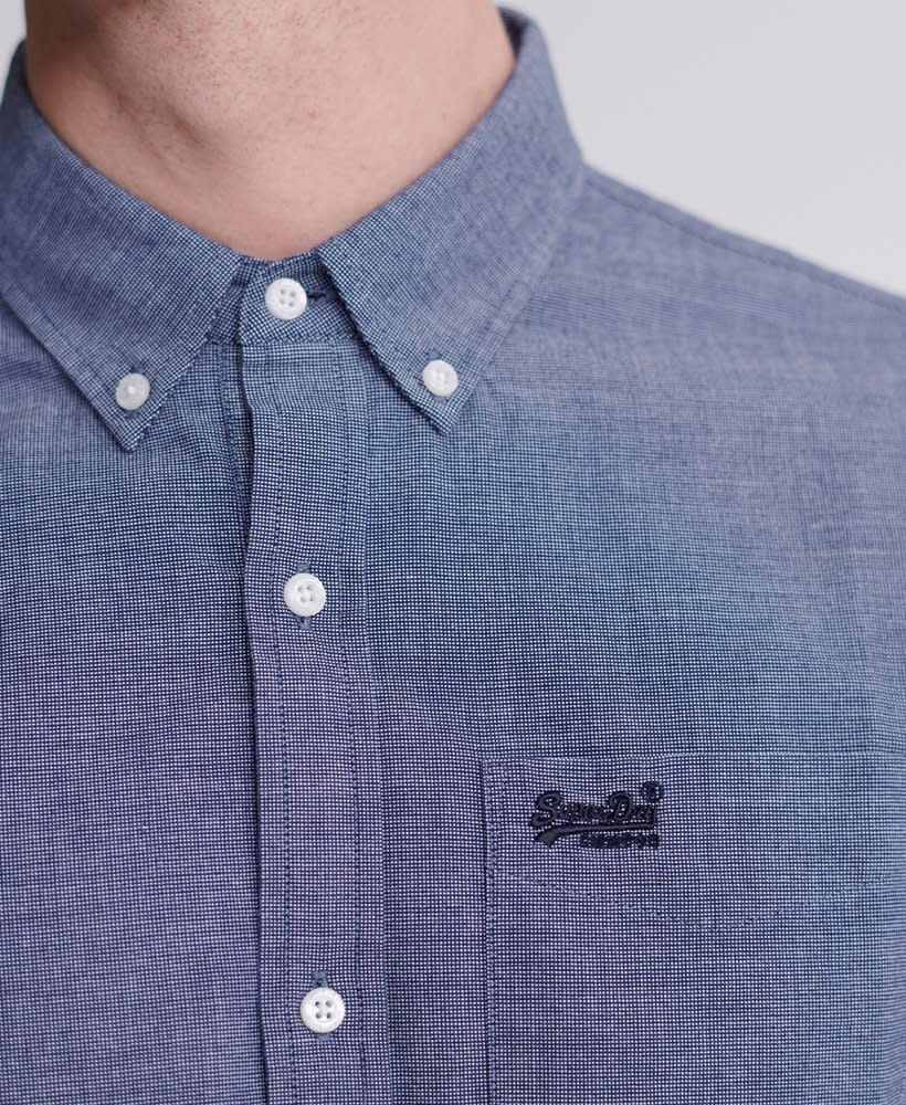 superdry Superdry Classic university oxford ls 9022