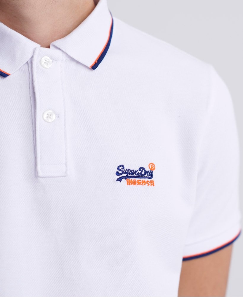 superdry Superdry Poolside polo pique m1110013a  1709