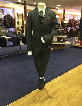 David 55601c suit