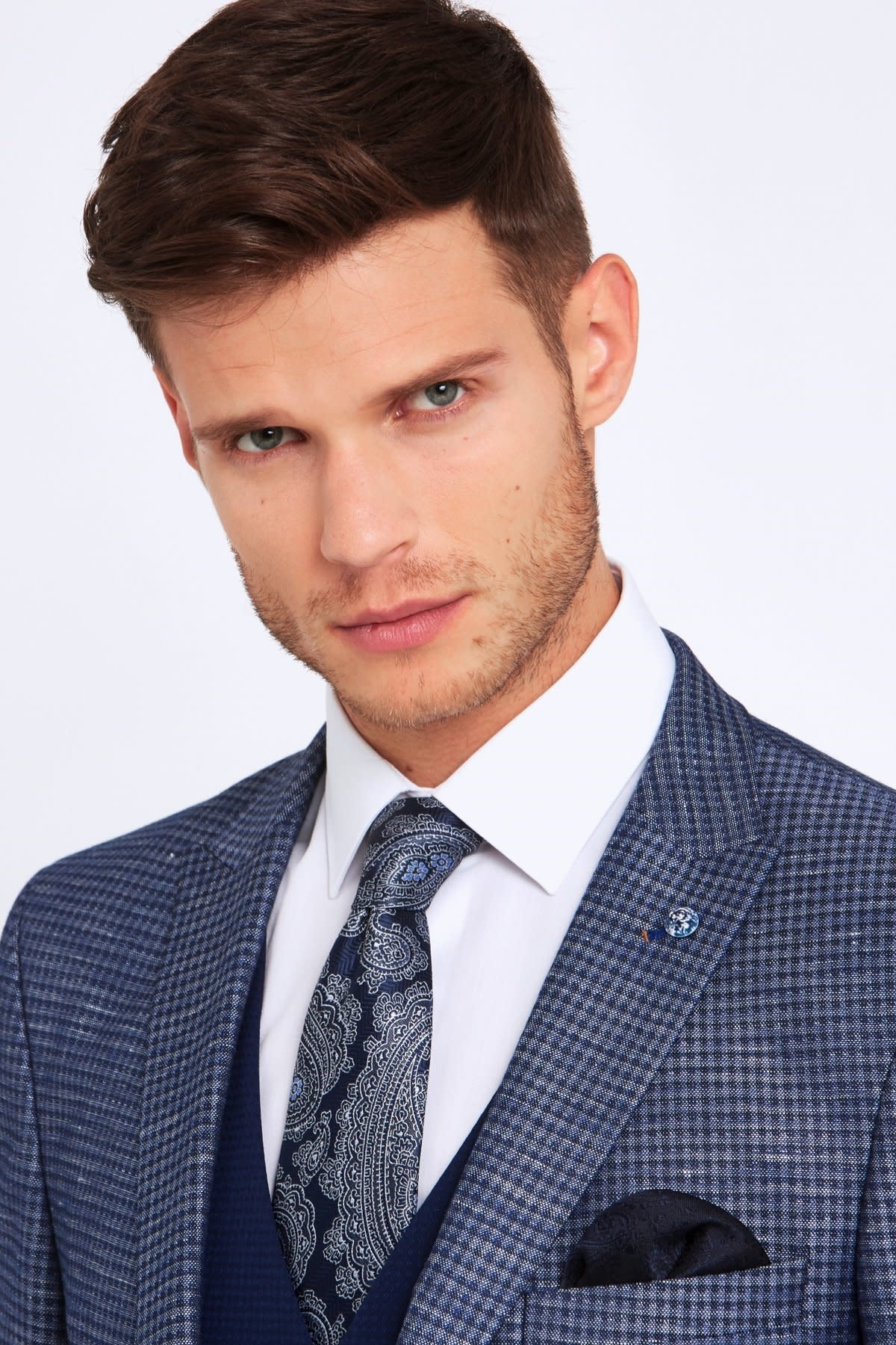 benetti Nigel 3piece suit 0098