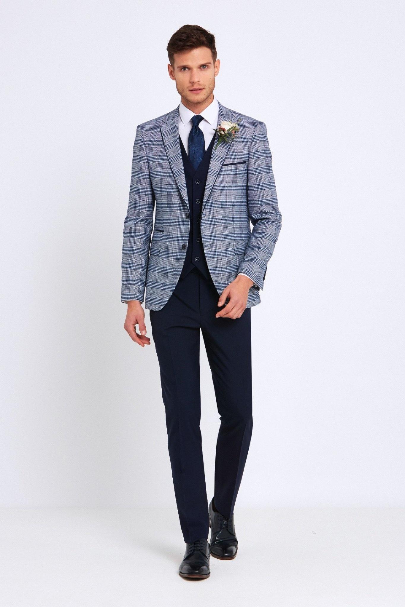 benetti Julius jacket mix and match