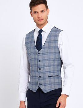 benetti Julius waistcoat  mix & match