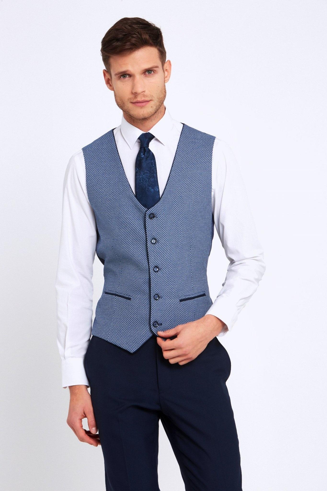 benetti Alexander waistcoat  mix & match