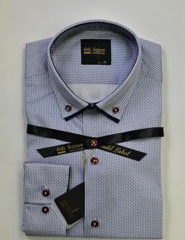 6th sense 201sc17  print shirt