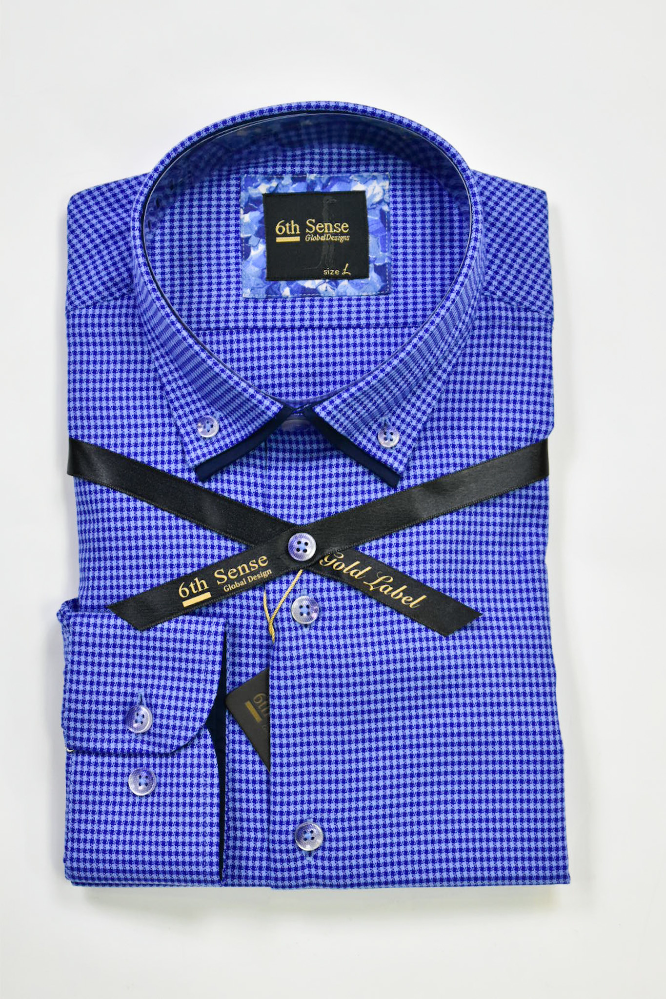 6th sense 201sc3 print shirt