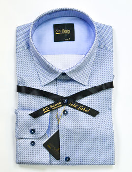 6th sense 201sc7 print shirt