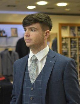 daniel grahame Dg31511, Damon, 3 Piece suit,