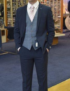 daniel grahame Dg31503, dean, 3 Piece suit