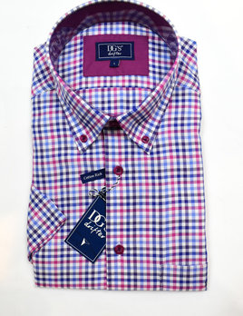daniel grahame Dg15587, ivano, short sleeve shirt