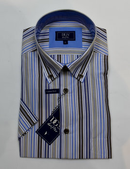 daniel grahame Dg15702, ivano, short sleeve shirt
