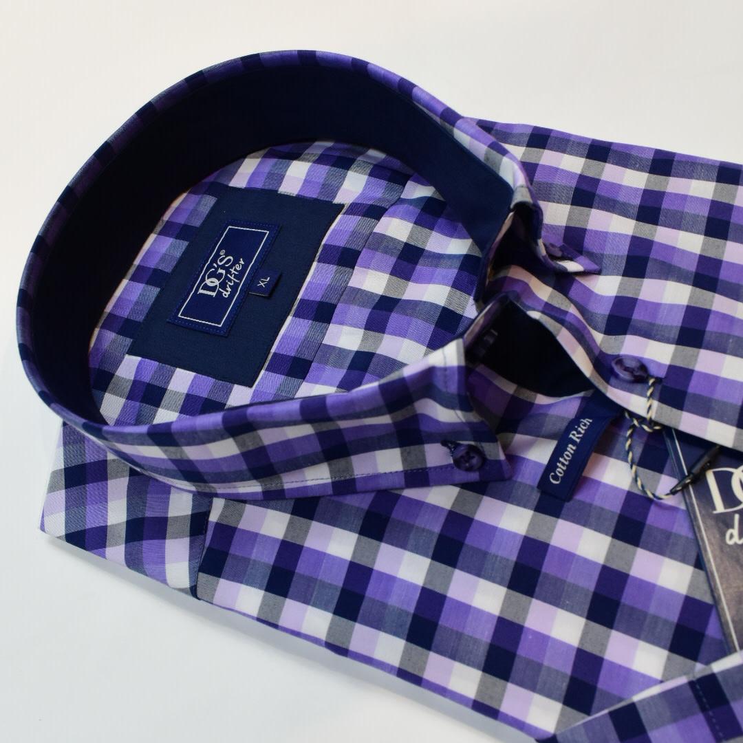 daniel grahame Dg15588, ivano, short sleeve shirt, 51