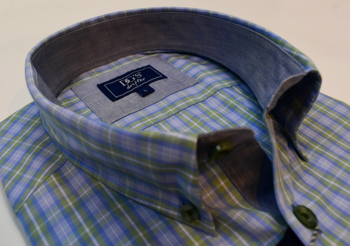 daniel grahame Dg15584, ivano, short sleeve shirt