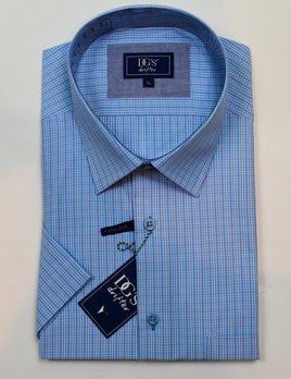 daniel grahame Dg15583, ivano, short sleeve shirt