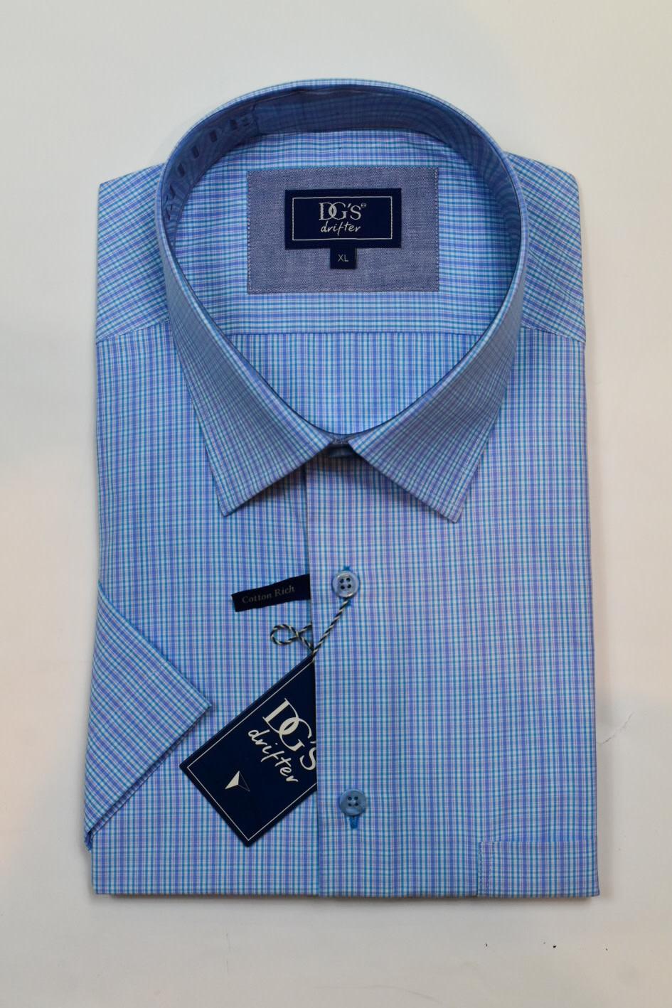 daniel grahame Dg15583, ivano, short sleeve shirt