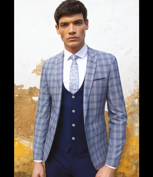 remus lazio, 3 piece suit,