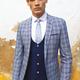 remus Dg31433 lazio, 3 piece suit,