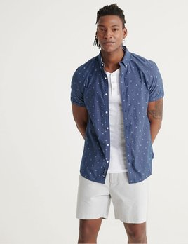 superdry Classic shoreditch shirt