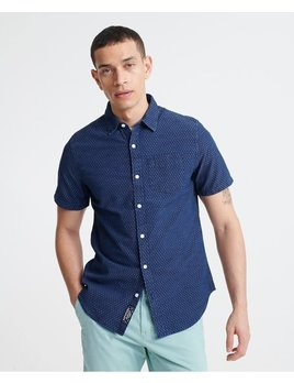 superdry Loom short sleeve shirt,