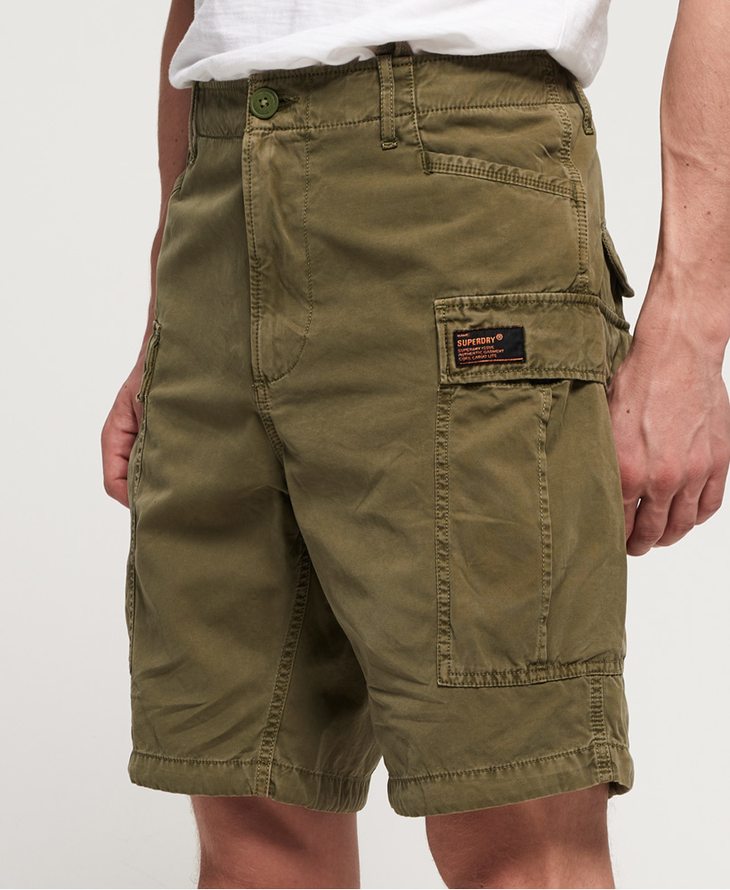 superdry core cargo shorts 4402