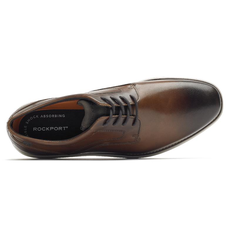 Rockport garrett plain toe shoe