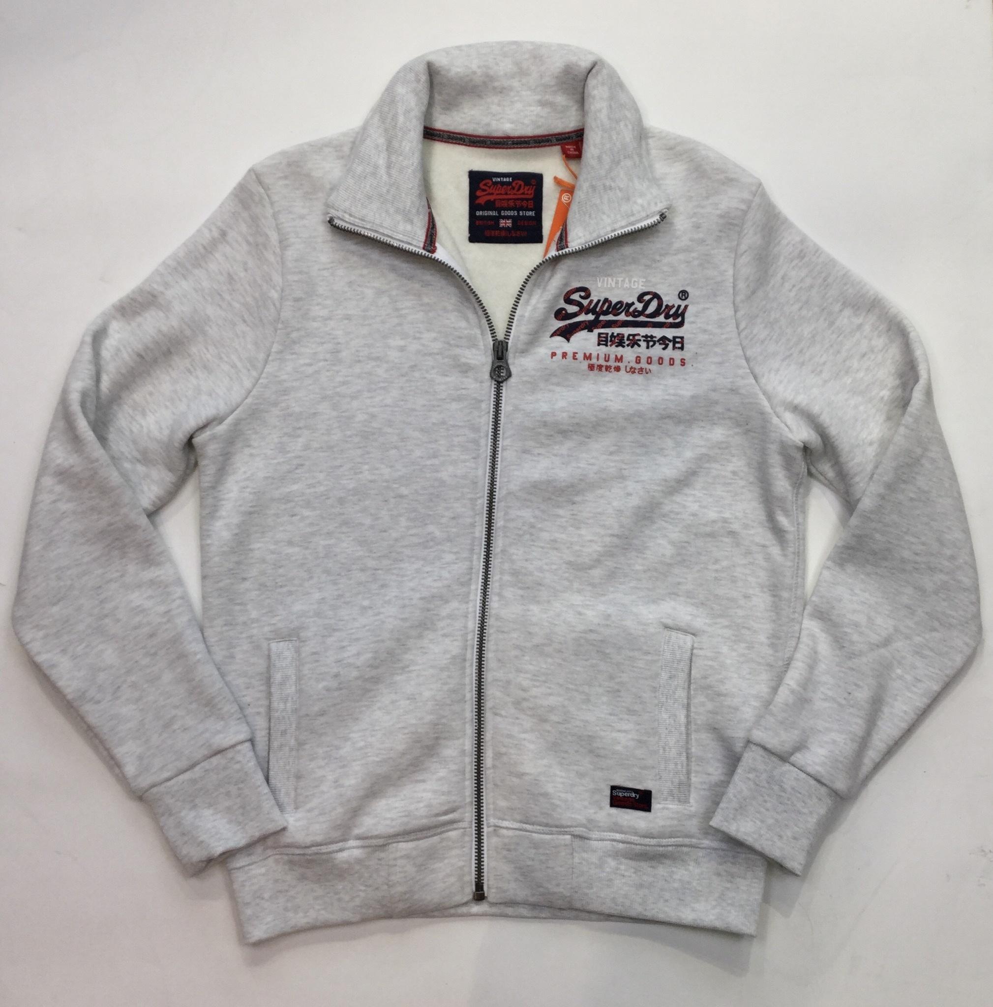 superdry Track zip sweater