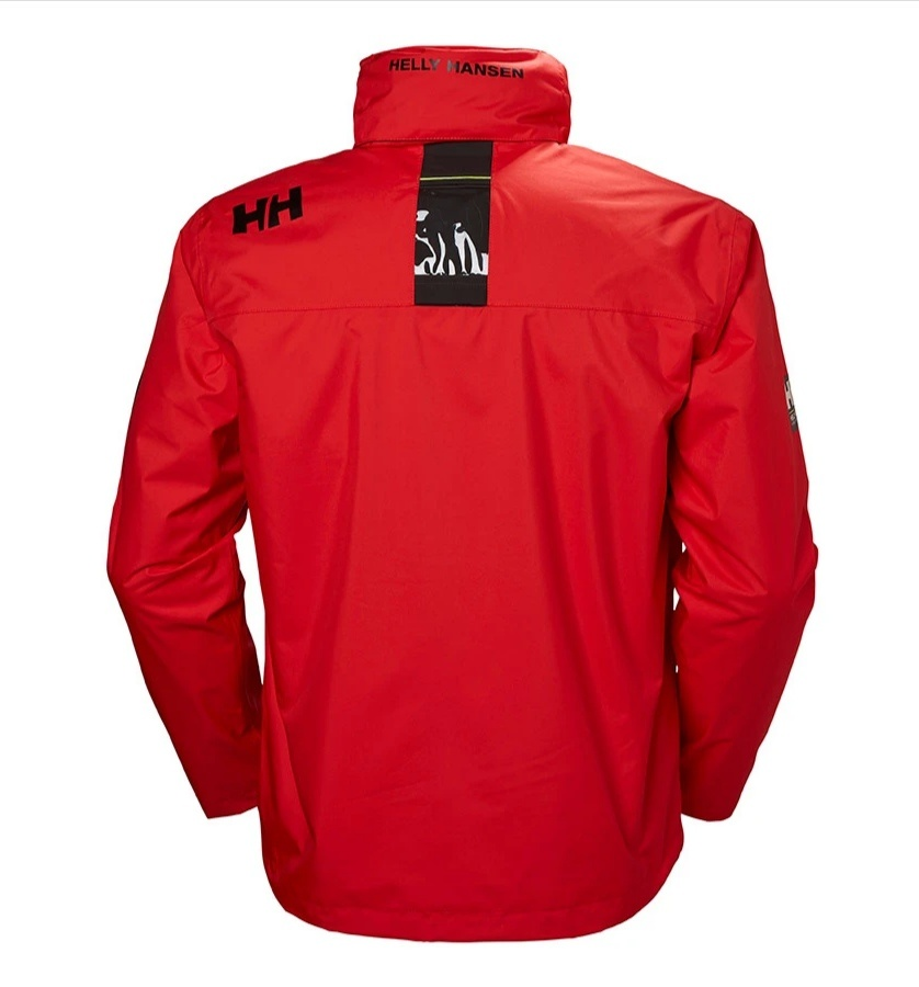 Helly hansen Crew mid layer jacket,