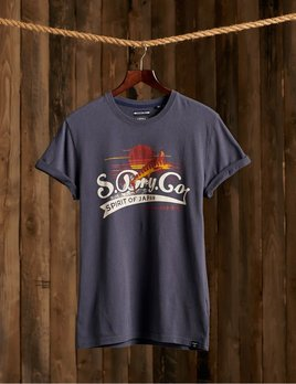 superdry spirit  of japan t shirt