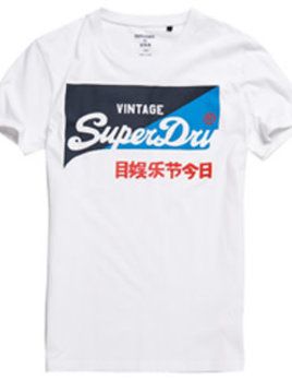 superdry vlo primary t shirt