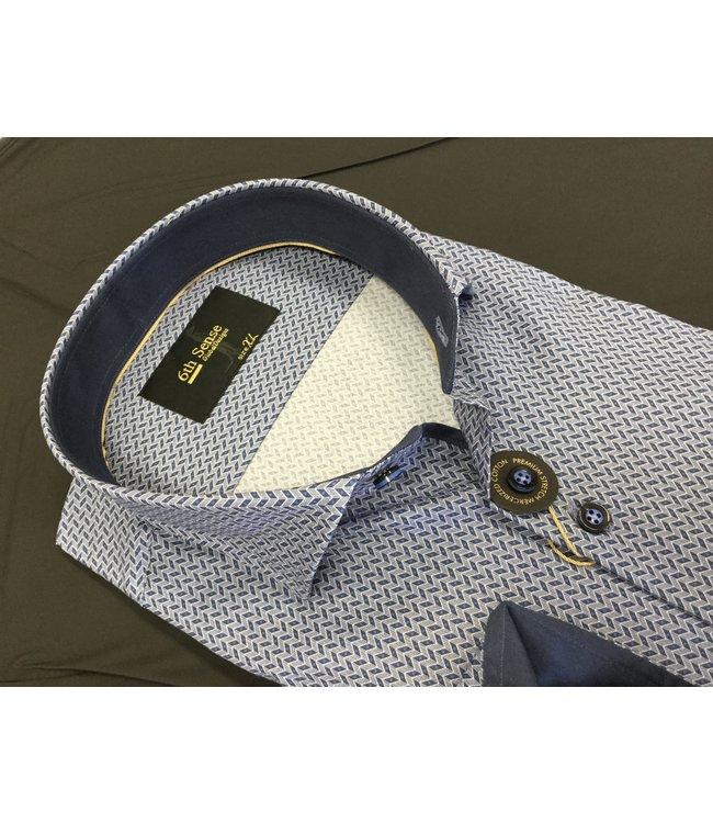 6th sense 202 cac print  shirt