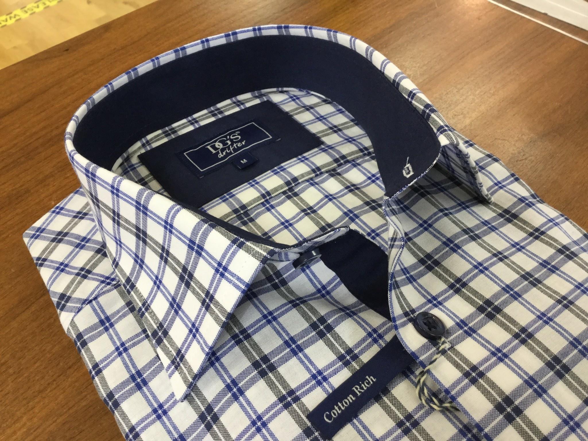 daniel grahame Dg15744  ivano drifter shirt
