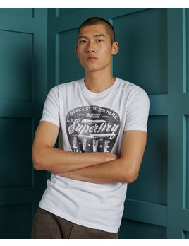 superdry lower east side t shirt