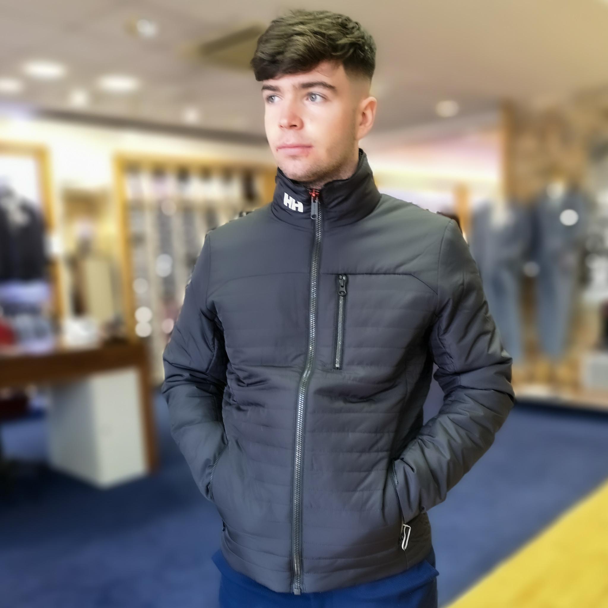 Helly hansen insulator jacket