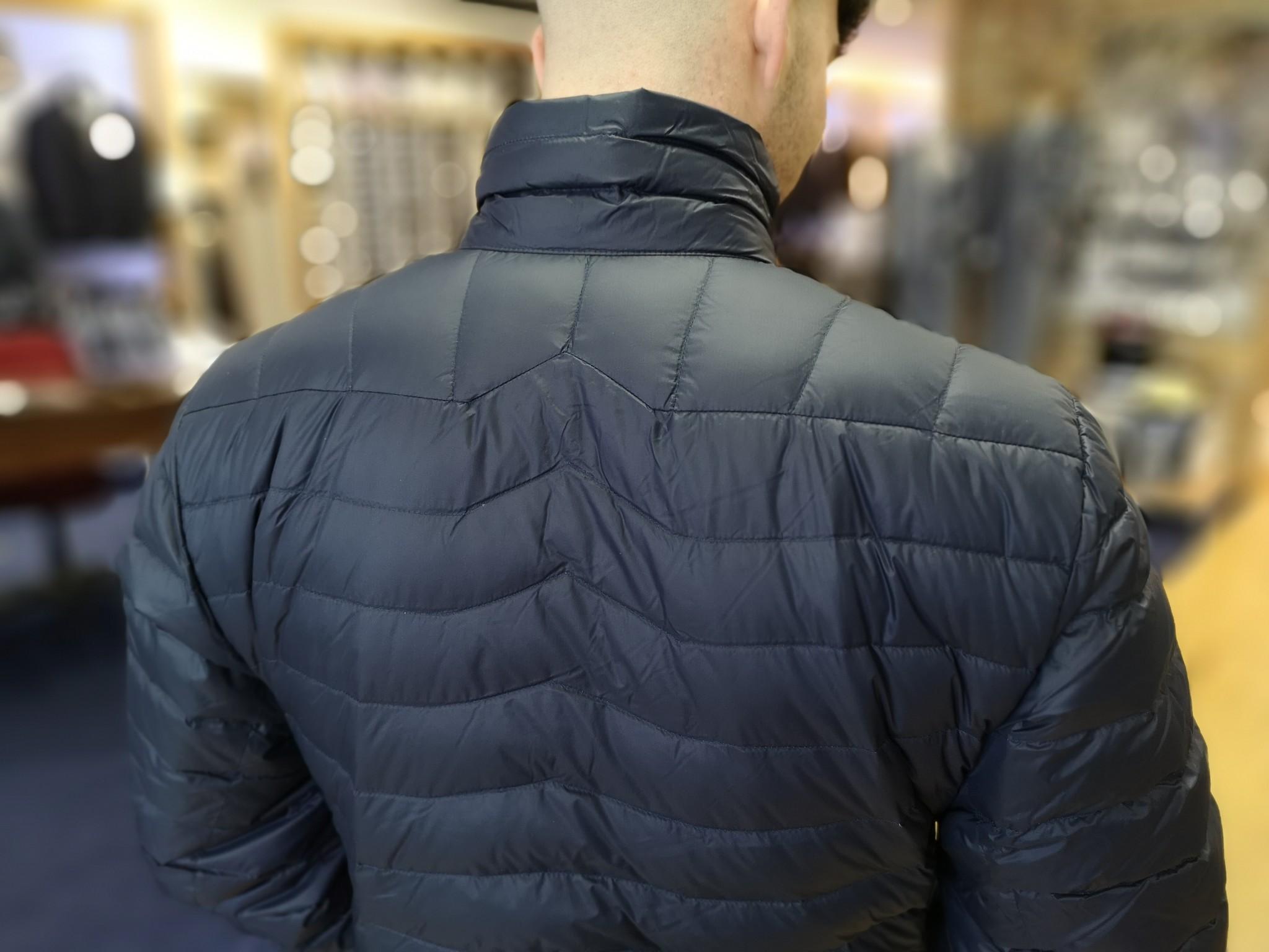 Helly hansen verglas down  jacket