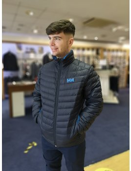 Helly hansen verglas down  jacket