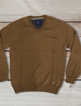 daniel grahame DRIFTER  V NECK JUMPER