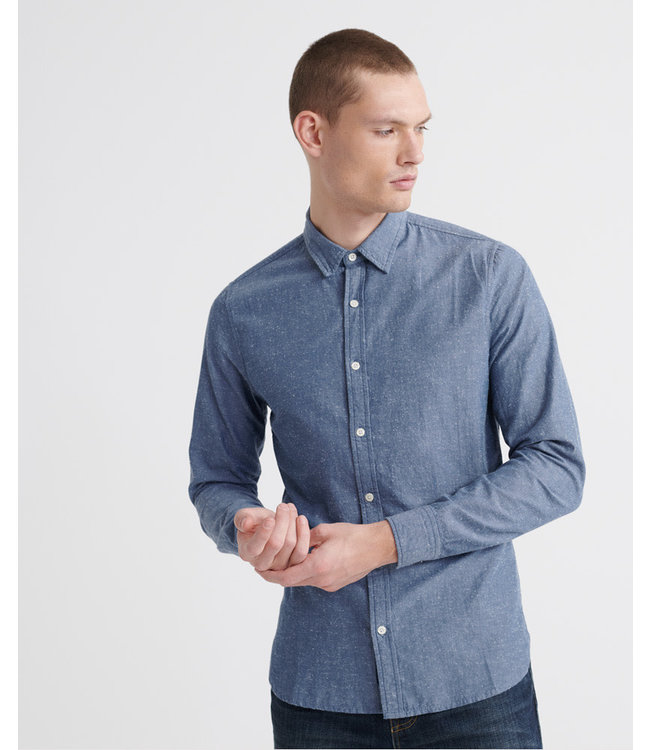 superdry New loom shirt