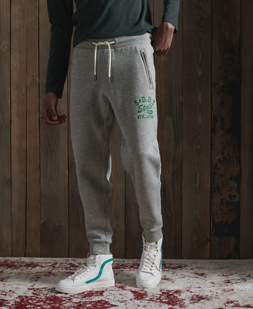 superdry track and field classic jogger