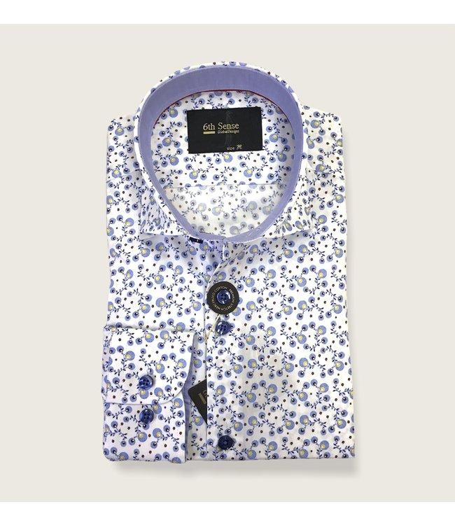 6th sense cac print 41 shirt