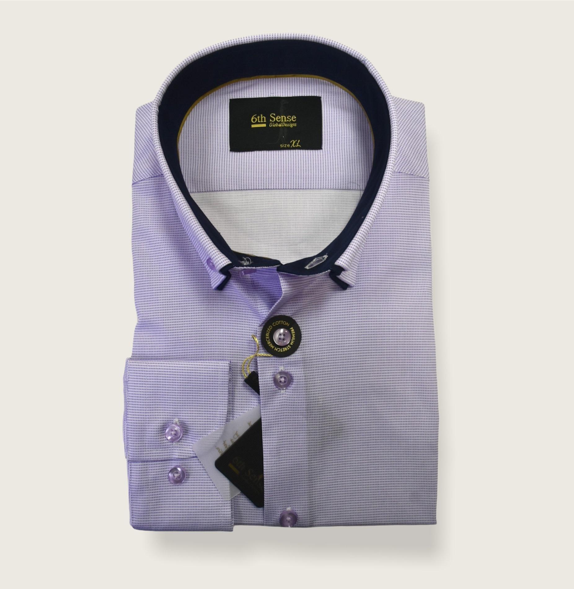 6th sense 6th sense dc print 49 shirt