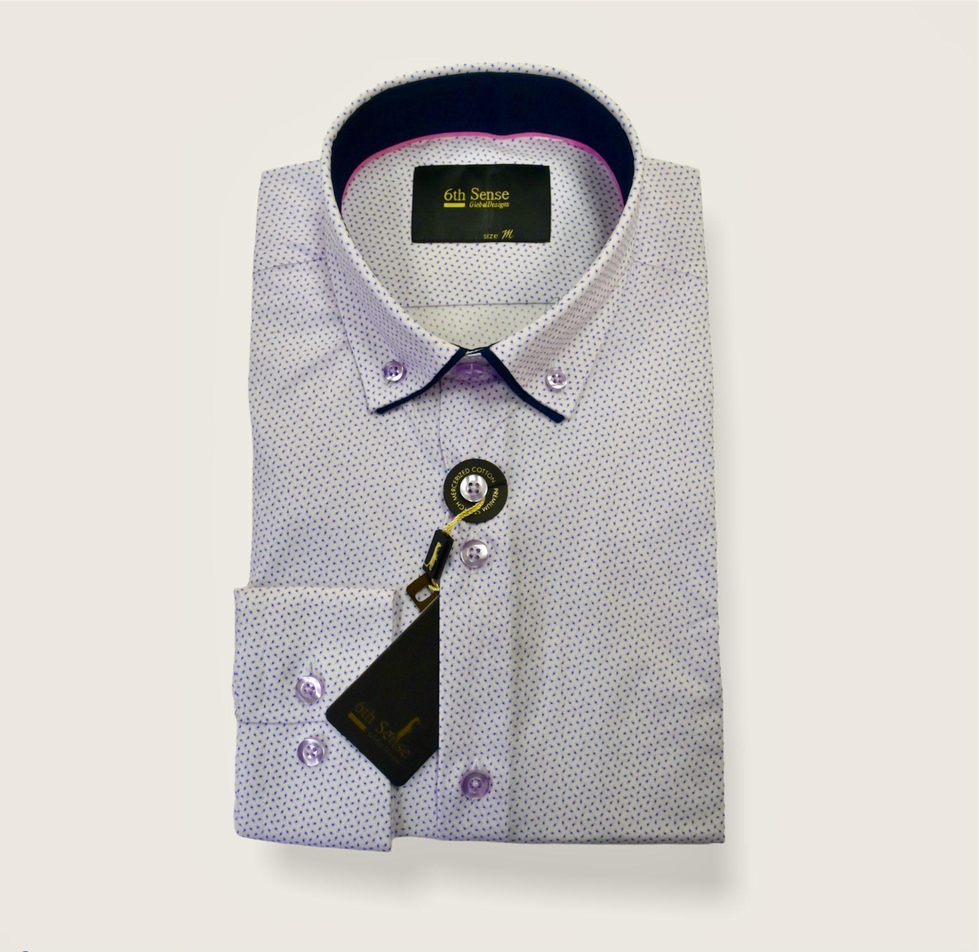 6th sense 6th sense dc print 38 shirt