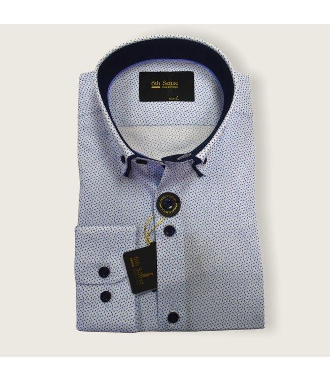 6th sense dc print 36 shirt