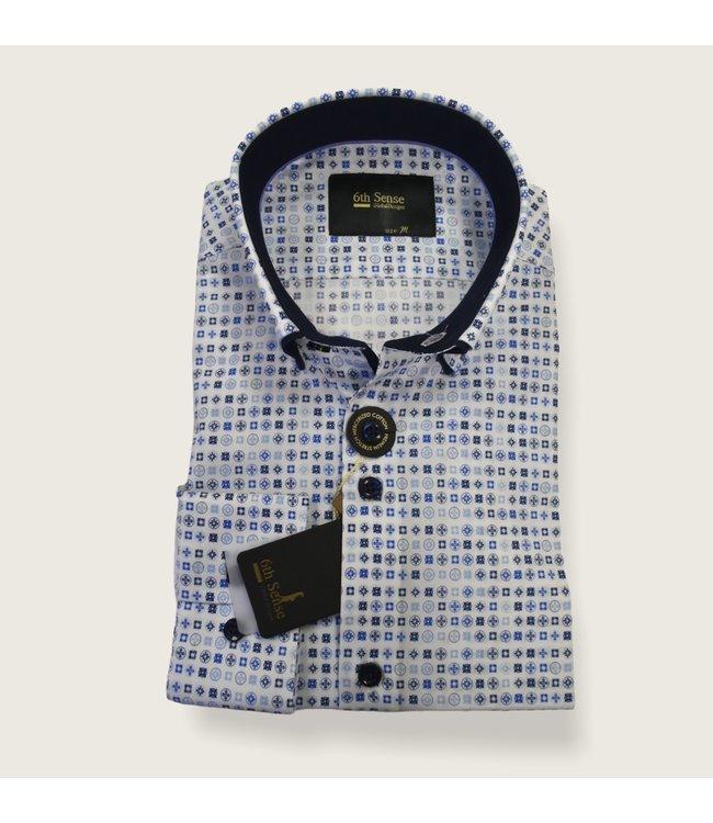 6th sense dc print 19 shirt