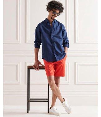superdry superdry linen cotton shirt
