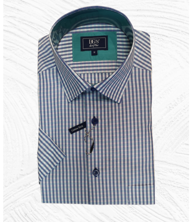 daniel grahame drifter short sleeve shirt 15582ss