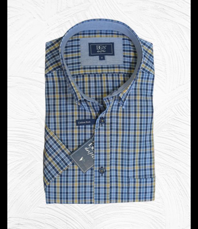 daniel grahame drifter short sleeve shirt 14310ss