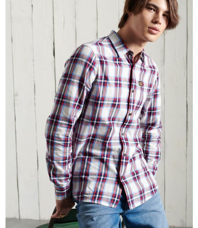 superdry superdry workwear lite shirt