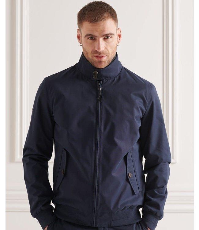 superdry Superdy iconic harrington jacket