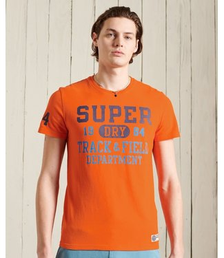 superdry Superdry Track & Field Graphic t_shirt