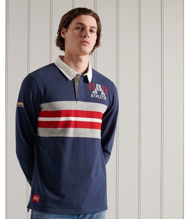 superdry jersey rugby shirt